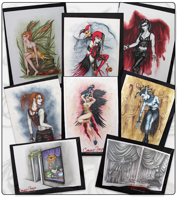 Original Art Sales